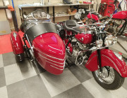 1946 Chief Sidecar